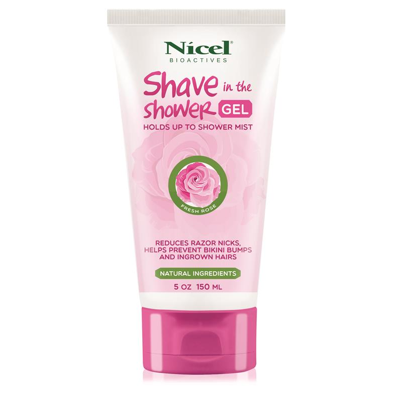 Shave in the Shower Gel Fresh Rose